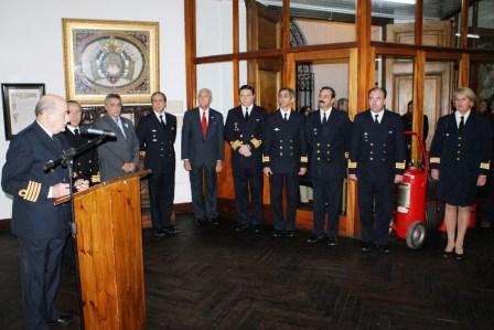 El Museo Naval de Tigre festejó sus 118 años