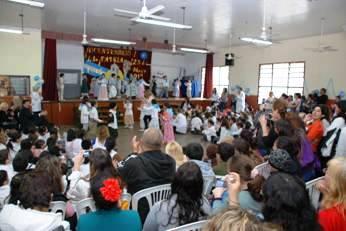 La escuela N3 de Beccar celebró sus 140 años
