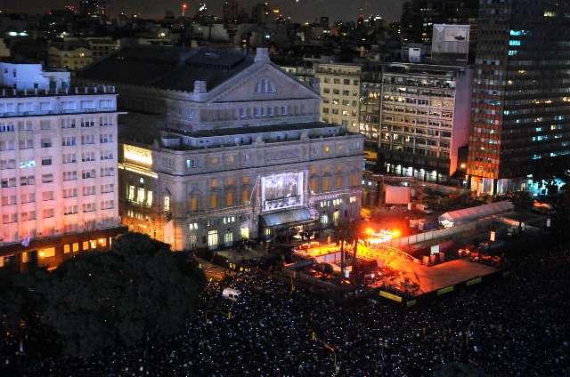 El Teatro Colón reabrió sus puertas después de una exhaustiva restauración