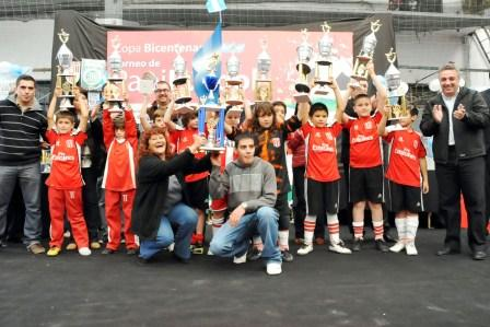 El Deportivo Tigre se coronó campeón de la Copa Bicentenario