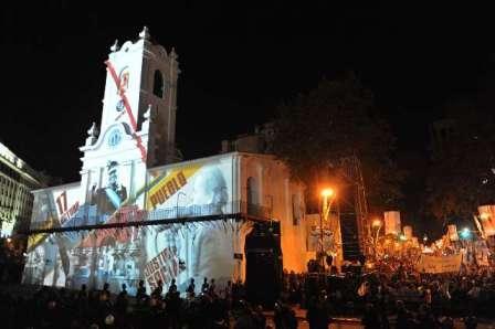 En el Cabildo se proyectó un corto sobre distintos hechos de la historia local