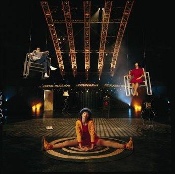 El Cirque du Soleil estrena