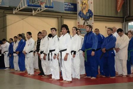Tigre, sede de la XIII Copa Internacional de Judo