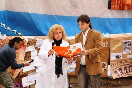 Entregan subsidios para instituciones del Escobar