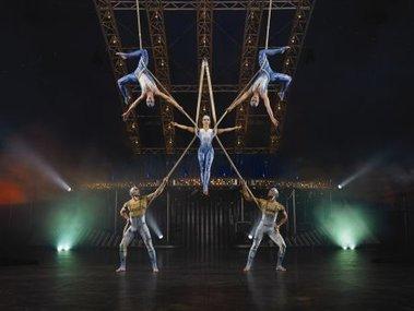 el Cirque du Soleil regresó al país para presentar Quidam
