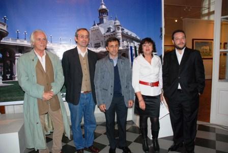 Se inauguró la obra de Chillida en el Museo de Arte Tigre