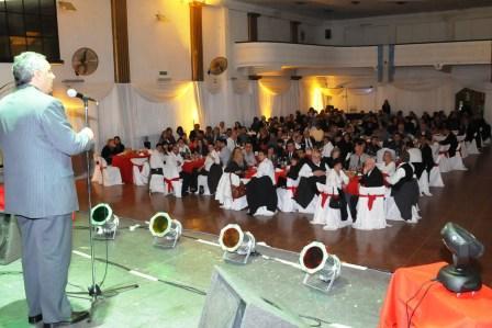 Los Bomberos Voluntarios de Tigre celebraron su 99 Aniversario
