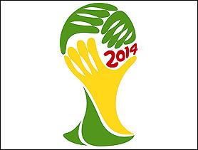 Brasil tiene su logo para 2014