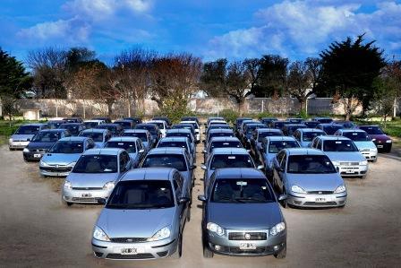 Record de patentamiento de autos en septiembre