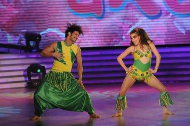 Sofia Pachano se lució en Bailando por un sueño