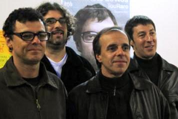 El Cuarteto de Nos, arrollador rocanrol uruguayo