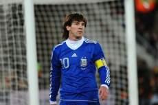 Messi es el capitán más joven.