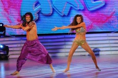La Niña Loli hizo el puntaje más alto de la sexta gala de axé de Bailando por un sueño