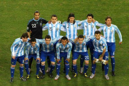 El Seleccionado Argentino de fútbol finalizó el año en el decimo puesto del ranking de la FIFA