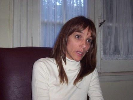 La concejal del Frente Todos por Tigre Malena Galmarini