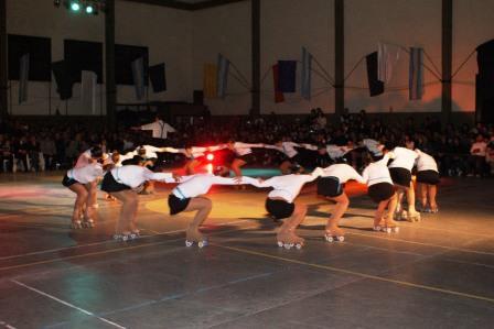 Tigre inauguró la Escuela Municipal de Patín y abrió las Colonias de Invierno 2010