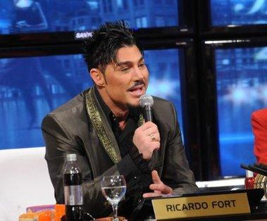 el casting para conseguirle novia a Ricardo Fort ocupó la emisión de Bailando por un sueño