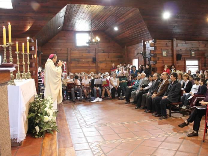 Se realizaron las Fiestas Patronales en San Isidro