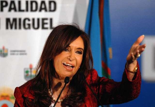 Cristina Kirchner dijo que aún quedan espacios que no quieren el desarrollo nacional