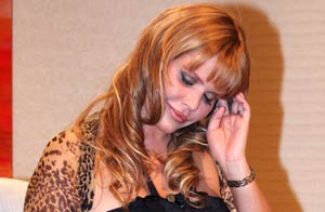Nazarena Vélez habló de su tristeza con Susana Giménez