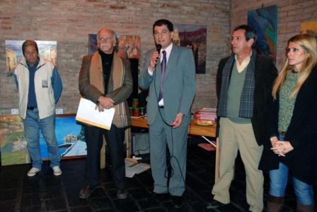 Quedó inaugurada la Etapa Municipal de los Juegos Buenos Aires 2010