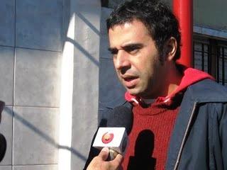 El concejal de la Unión Civica Radical de San Isidro Jorge Álvarez