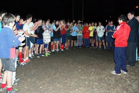 Apoyo económico al Tigre Rugby Club