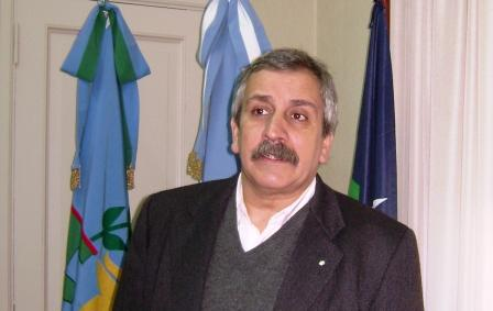 Diego Herrera, presidente del HCD de San Fernando