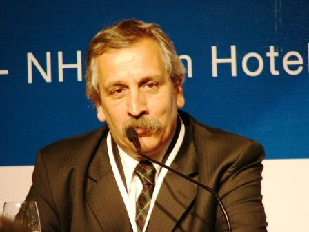 Diego Herrera, Presidente del HCD de San Fernando y Vicepresidente del COFELCO