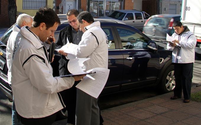 Se sumaron más de mil nuevos casos a la lista de evasores con autos de lujo