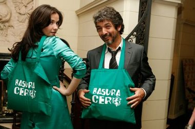 Oreiro y Darín, padrinos del Green Film Fest