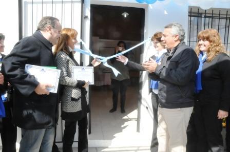 La Liga de Amas de Casa inauguró nueva sede en Troncos del Talar