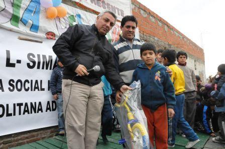 Continúan los festejos por el Día del Niño en Tigre
