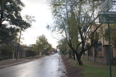 Avanzan los pavimentos vecinales en todo Tigre