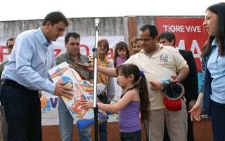 Mejoras en el Club Rincón de Tigre