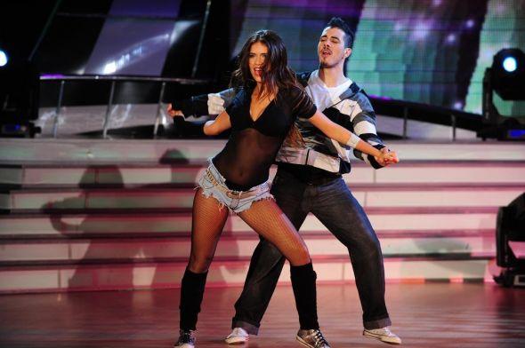 Zaira Nara fue eliminada de Bailando por un sueño