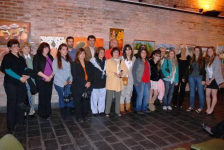 Inauguración de múltiples actividades culturales en Tigre