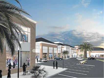 Llega un nuevo centro comercial a General Pacheco