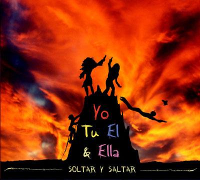 """""""Yo, Tú, El y Ella"""" en Makena presenta """"Soltar y Saltar"""""""