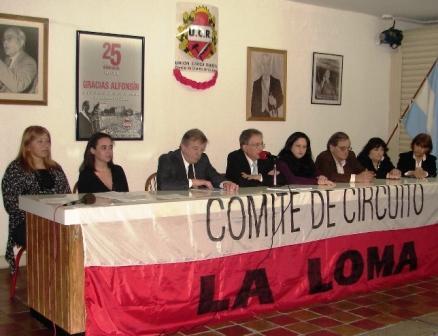 Asumieron las autoridades en la UCR  de Vicente L�pez