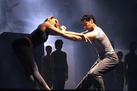 Iñaki Urlezaga presentó su primera Opera Rock en Tigre