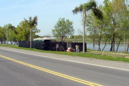 El municipio de Tigre comenzó la obra del Paseo del Bicentenario