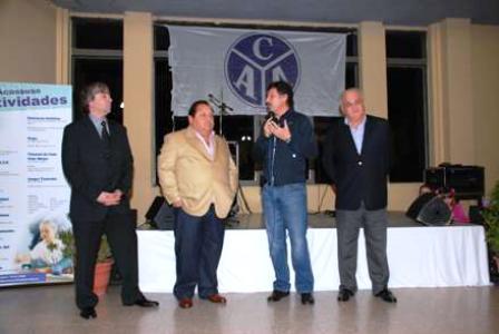 El club Acassuso celebró sus 88 años