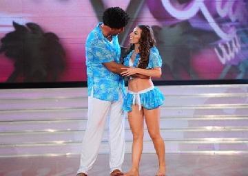 La Mole Moli no pudo bailar y quedó sentenciado en ShowMatch