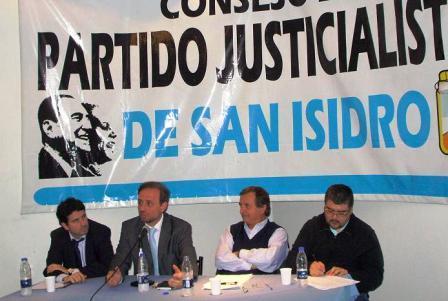 Gustavo Marangoni y Agustín Colombo Sierra disertaron en el Seminario 2010 del PJ San Isidro
