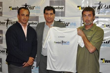 El Domingo se correrá en Tigre la Maratón Weber