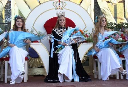 Janet Vanesa Ocampo de la localidad de Del Viso, partido de Pilar, fue elegida como la nueva Reina Nacional de la Flor y del Bicentenario