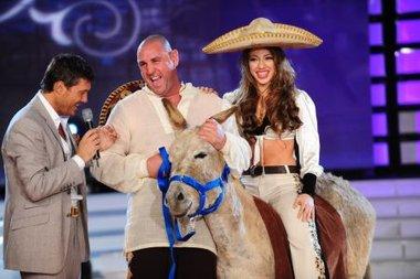 Fabio La Mole Moli recibió una escasa puntuación en la gala de video clip