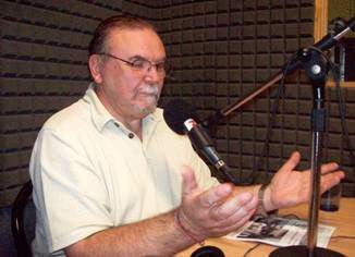 Presentes en la radio del HCD de San Martín