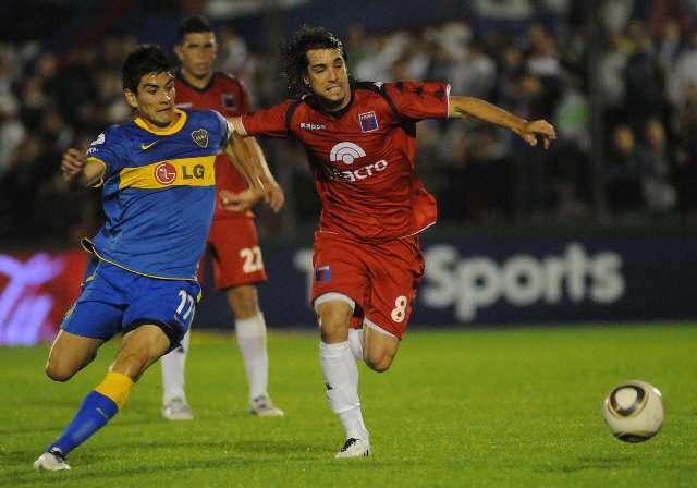 Boca le ganó sobre la hora a Tigre